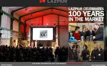 Les 100 ans de LAZPIUR