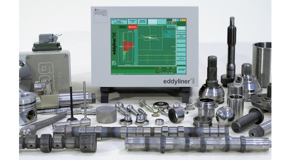Eddyliner C digital + échantillons et sondes