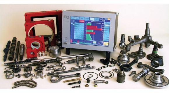 Eddyvisor avec exemples de composants pour contrôle structure
