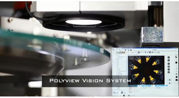 Lazpiur GRT - Plateau de verre avec contrôle par caméra HD