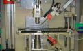 Machine spéciale pour contrôle structure et fissure sur moyeux