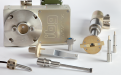 Sondes fixes et rotatives internes et externes